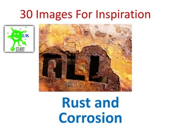 30 Images for Inspiration - Rust and Corrosion