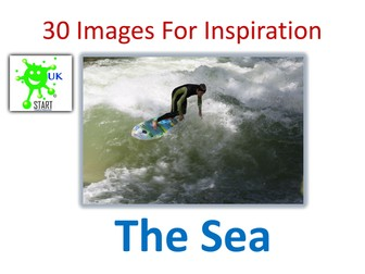 30 Images for Inspiration - The Sea