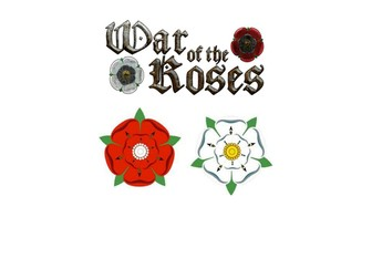 KS3 to GCSE History War of the Roses, Hundred Years War and Agincourt Activities