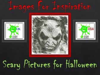 Halloween - Scary Pictures For Inspiration