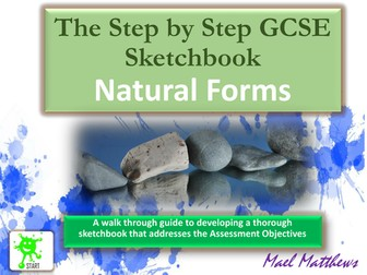 ART  Student Guide to Developing a GCSE Sketchbook