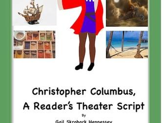Christopher Columbus: A Reader's Theater Script
