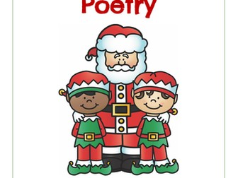 'Christmas Performance Poetry' Planning Year 3/4
