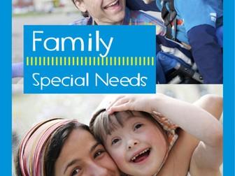 Family - Special Needs - Grade 9