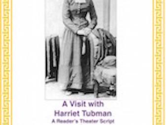 Harriet Tubman(A Reader's Theater Script)