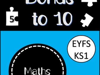 Number Bonds to 10 (EYFS/KS1)