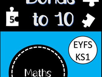 Number Bonds to 10 (EYFS/KS1)
