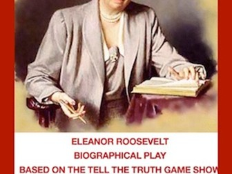 Eleanor Roosevelt: A Reader's Theater Script