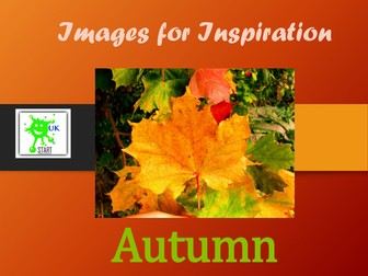 Images for Inspiration - Autumn