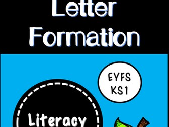 Phonics and Lowercase Letter Formation (EYFS/KS1)