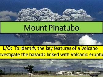 Volcano - Case study - Mt Pinatubo