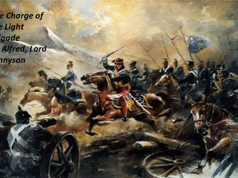 The Charge of the Light Brigade- Background
