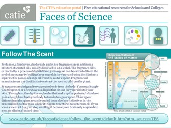 Follow the Scent! Changes of state web activity