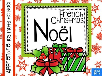French Christmas Presentation and Games