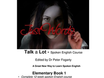 Talk A Lot - Complete Teaching Pack For Getting ESL Students Talking In English!