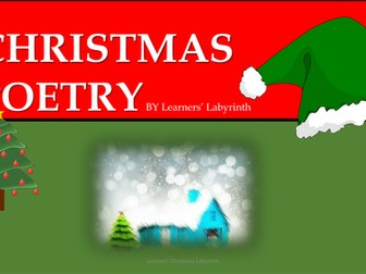 Christmas Poetry Pack