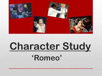 Romeo and Juliet - Character Analysis: Romeo