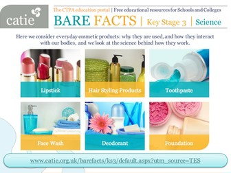 Bare Facts - a Science website for Key Stage 3 students