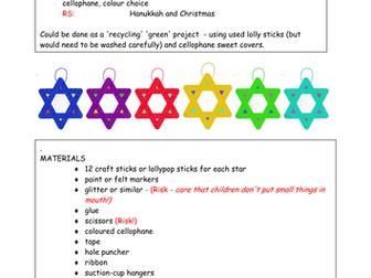Hanukkah Assembly