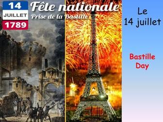 Bastille Day / La Fete Nationale