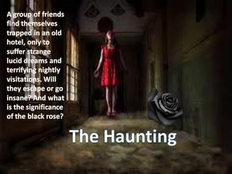 The Haunting - Full Lesson