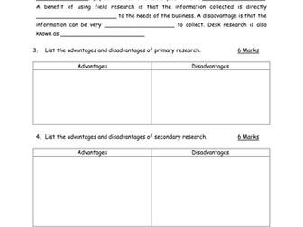 note taking essay printables pdf