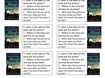 Rooftoppers by Katherine Rundell Guided Reading Planning
