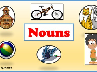 Nouns.  Common and Proper Nouns.