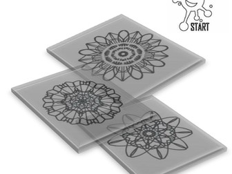 Mindfulness Colouring Book. Colouring Mandalas for Mindfulness