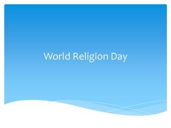 World Religion Day