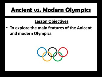 Olympic Games (ancient to modern)