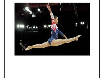Gymnastics Jumps