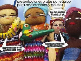 Oral Presentation Topics -C- MEXICO – Cool, Cultural Topics