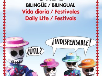 Composition Topics E - Daily Life and Festivals - Bilingual writing assignments