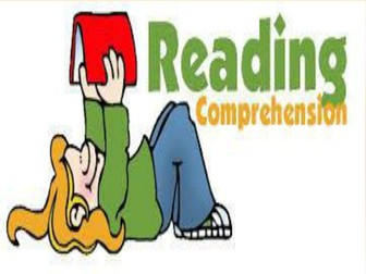 Comprehension and Reading Activities