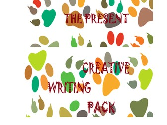 THE PRESENT CREATIVE WRITING PACK