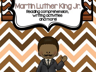 Martin Luther King Jr. English