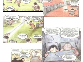 Ug - Boy Genius of the Stone Age - Dialogue - Year 3 - Full Lesson