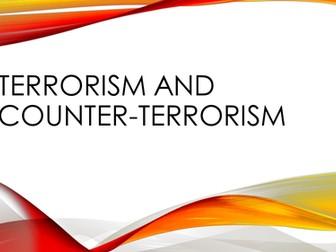 Terrorism (BTEC Public Services)