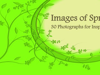 ART. Resources for Spring - Images of Spring