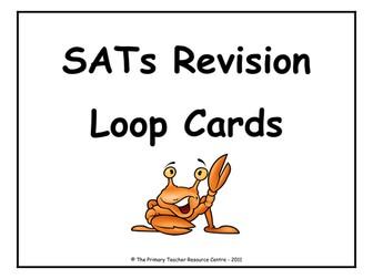 SATs Revision Loop Cards