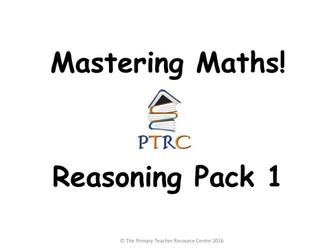 Year 6 SATs Reasoning Pack 1 - Mastering Maths