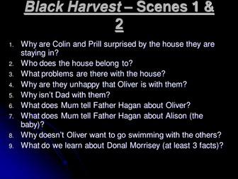 Black Harvest by Nigel Gray
