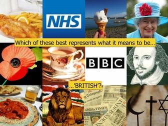 British Values Tutor Time Activity
