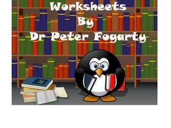 189 Reading  Worksheets, 36 Books, 36 Matching pptx PowerPoints, KS1 + KS2 Creative ThInking scheme