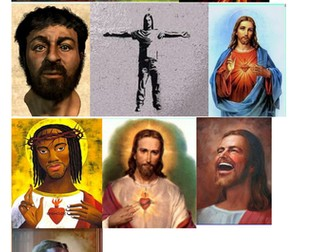 RE - How does Jesus inspire Christians - Year 3 - complete scheme available - Lesson 3