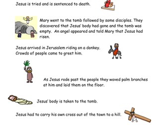 RE - How does Jesus inspire Christians - Year 3 - complete scheme available - Lesson 6