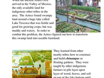 Minecraft: The Floating Gardens of the Aztecs