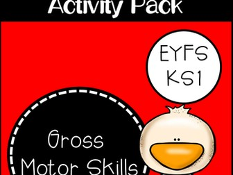 Lacing and Threading Challenge Area Activity Pack (EYFS/KS1)