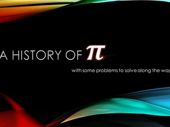 Pi Day Activities Session